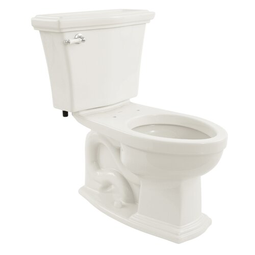 Toto Clayton 1.6 GPF Elongated 2 Piece Toilet