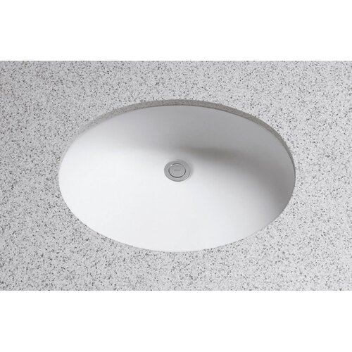 Toto Dantesca Undermount Bathroom Sink With Sanagloss