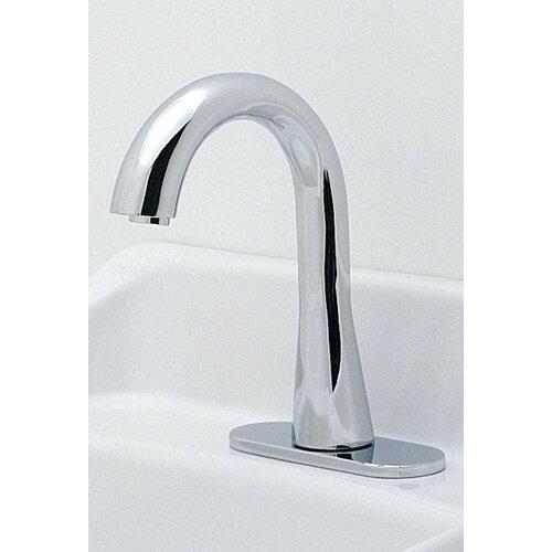 Toto Single Hole Electronic Gooseneck Faucet Less Handles