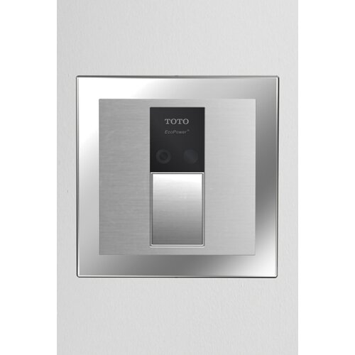 Toto Sensor Toilet Flush Valve with Cover (Back Spud Floor)