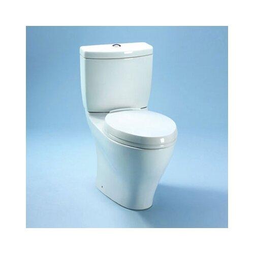 Aquia II Dual Flush 1.6 GPF / 0.9 GPF Elongated 2 Piece Toilet