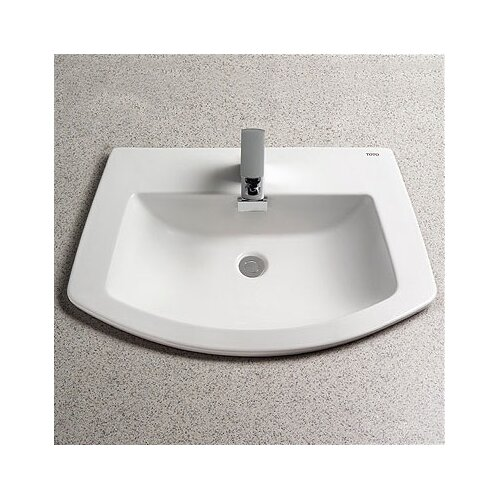 Soirée ADA Compliant Self Rimming Bathroom Sink