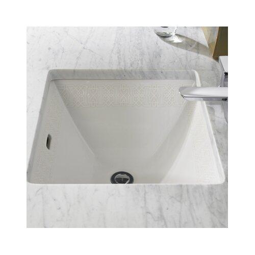 Toto Waza Tiraz Undercounter Bathroom Sink