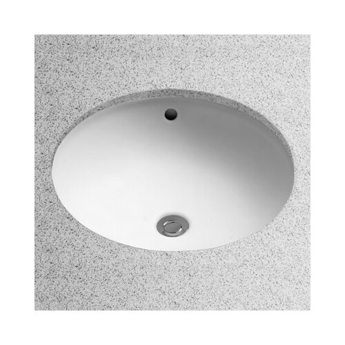 Toto Undercounter Bathroom Sink with Sanagloss