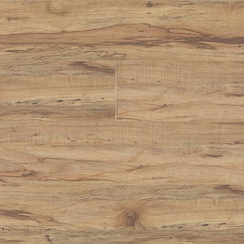 Forest hills 12mm pecan laminate in distressed reviews for Pecan laminate flooring