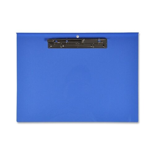 "Lion Office Products Computer Printout Clipboard, 17-3/4""x12-3/4"", Blue"