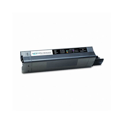 MS3200KHC Toner Cartridge, High-Yield, Black
