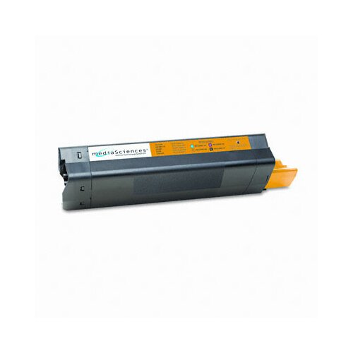 MS3200YHC Toner Cartridge, High-Yield, Yellow