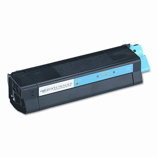 MS5000C (42127403) Toner Cartridge, High-Yield, Cyan
