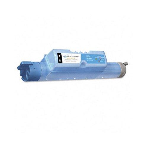 Media Sciences MS511CHC (5100CN) Laser Cartridge, High-Capacity, Cyan