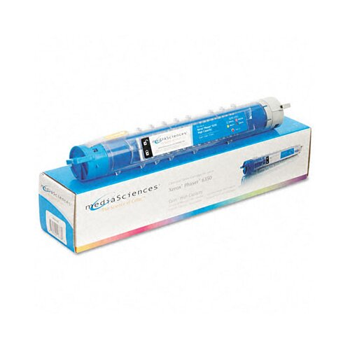 Media Sciences Compatible, New Build, 106R01144 Laser Toner, 10000 Yield
