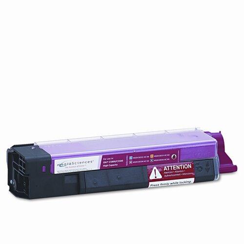 MSOK5855MHC (43324402) Toner Cartridge, High-Yield, Magenta