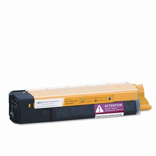 MSOK5855YHC (43381901) Toner Cartridge, High-Yield, Yellow