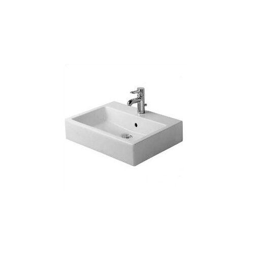 Vero Console Sink with Wondergliss