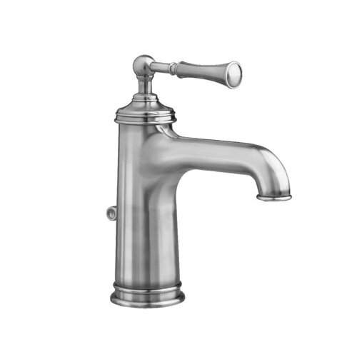 Hatteras Single Hole Bathroom Faucet with Single Lever Handle