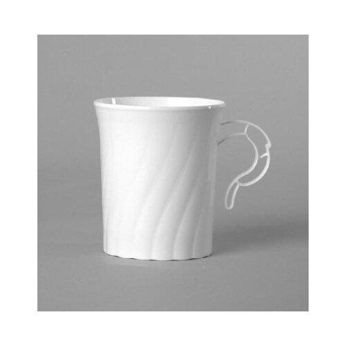 WNA Comet Classicware Plastic Mug in White