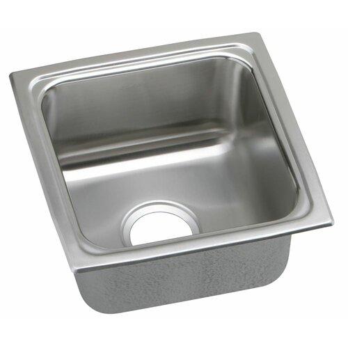 """Elkay Gourmet 15"""" x 15"""" Kitchen Sink"""