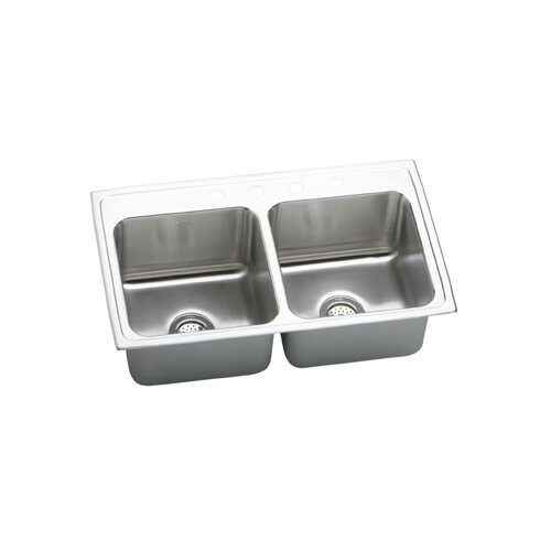 "Elkay Gourmet 37"" x 22"" Kitchen Sink"