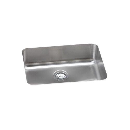 "Elkay Gourmet 24.5"" x 18.25"" E-Dock Undermount Kitchen Sink"