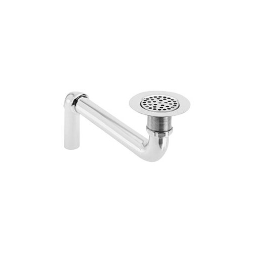"Elkay 3.5"" Opening Chrome Plated Brass Drain Fitting"