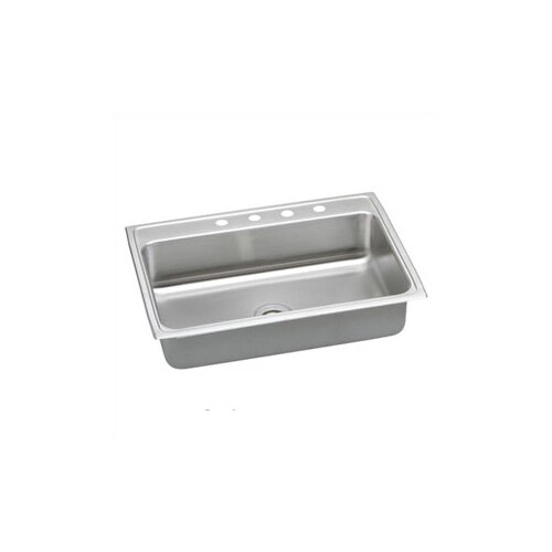 "Elkay Pacemaker 31"" x 22"" Gourmet Single Bowl Kitchen Sink"