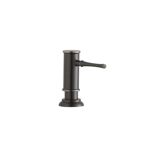Explore Deck Mount Soap Dispenser
