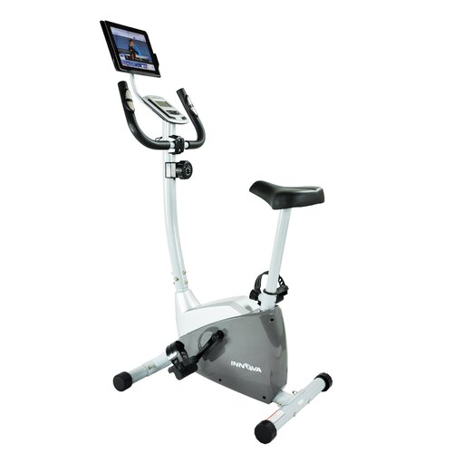 Innova EB550 Upright Bike with iPad / Android Tablet Holder