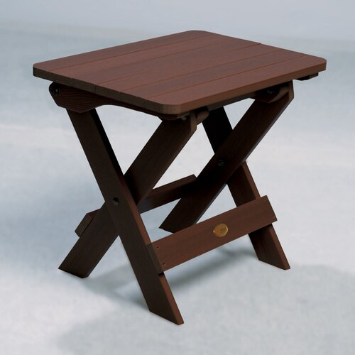Highwood USA highwood® Folding Adirondack Side Table