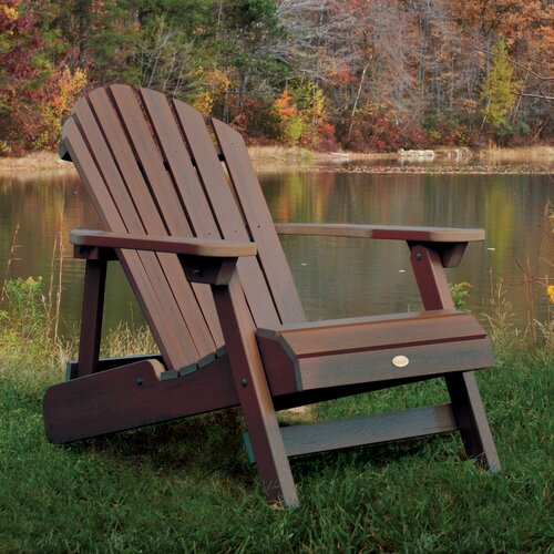 Highwood USA Highwood® & Reclining ADULT Adirondack Chair