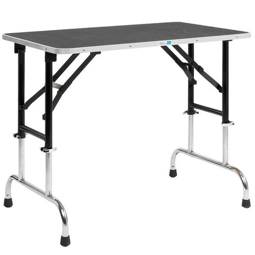 Master Equipment Adjustable Height Grooming Pet Table