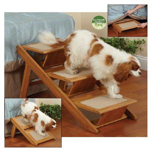 Pet Studio Renew RampStep 3 Step Pet Stair