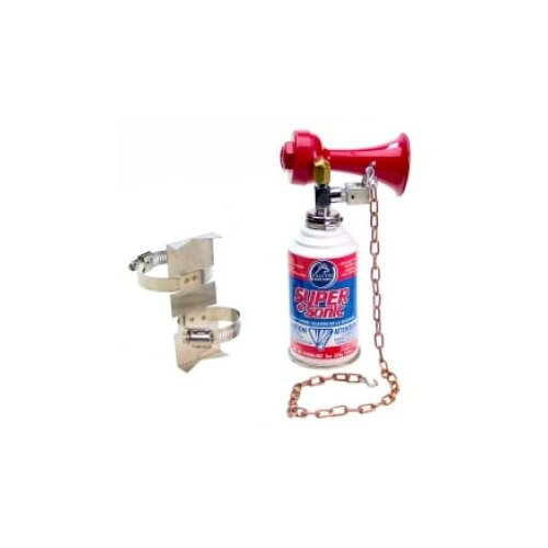"Speakman Air Alarm System with 19"" Chain Activator"