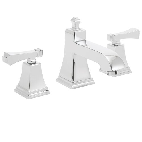 Rainier Widespread Faucet with Single Lever Handle