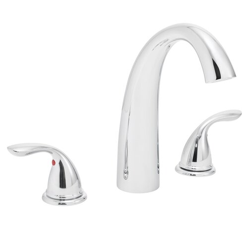 Refresh™ Roman Tub Faucet with Double Handles