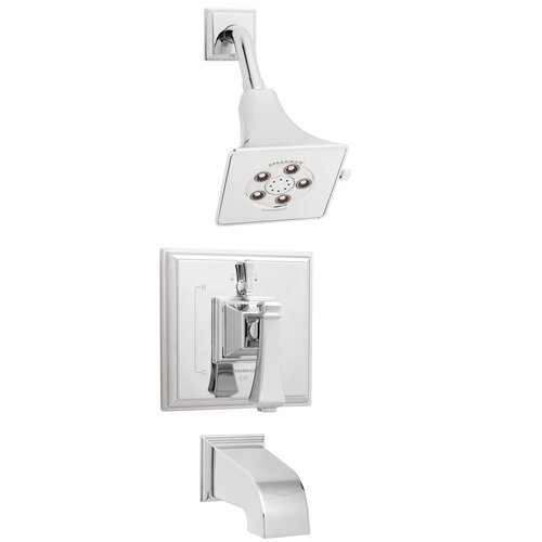Speakman RainierDiverter Valve &  Tub Spout Shower Combinations
