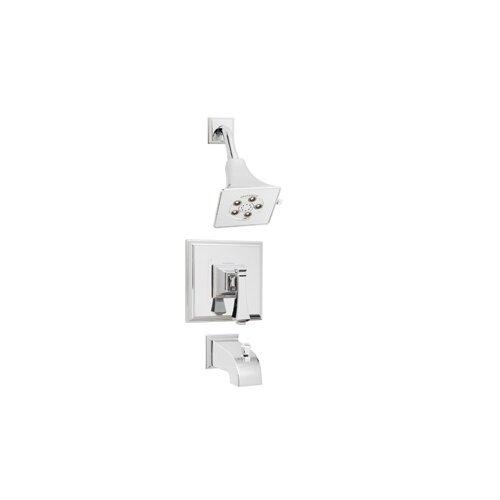 Shower Combinations: Non-diverter Valve & Diverter Tub Spout