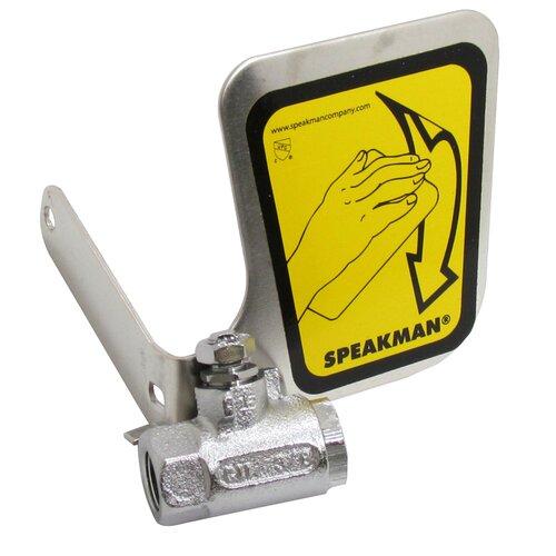 Speakman Safety Parts Ball Valve
