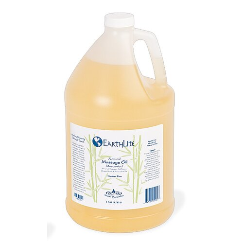 EarthLite 1 Gallon Massage Oil