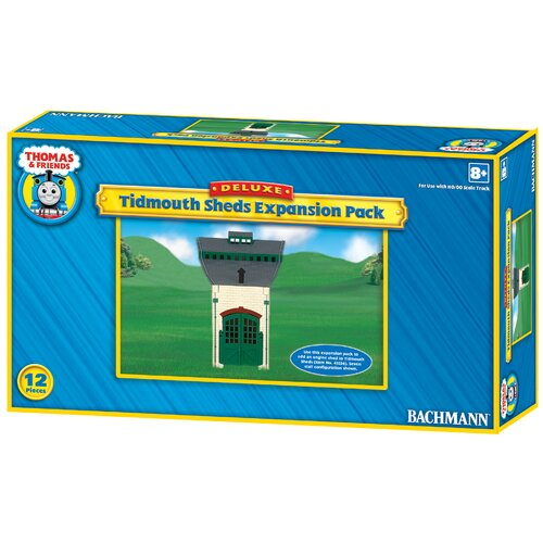 Bachmann Trains HO Scale Tidmouth Sheds Expansion Pack