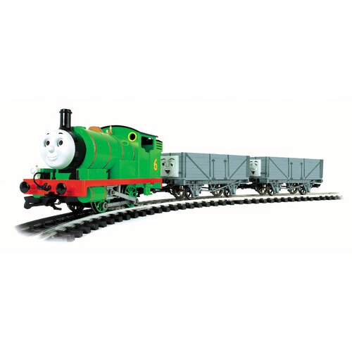 "Bachmann Trains Large ""G"" Scale Percy Large Scale Train Set"