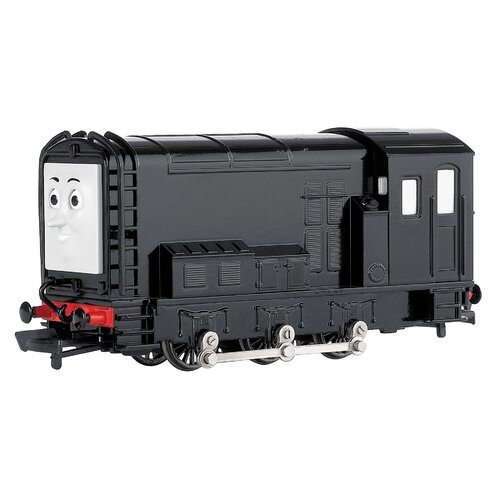 Bachmann Trains HO Scale Diesel Loco with Moving Eyes