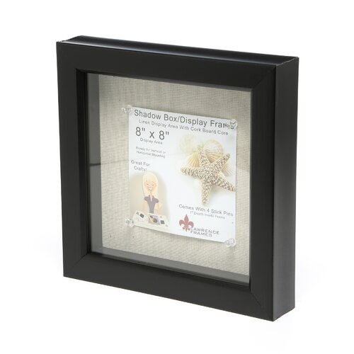 gifts home decor accents frames display boxes shadow