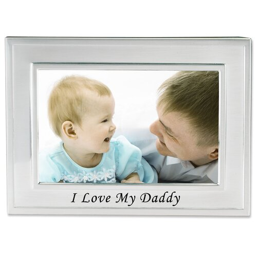 Lawrence Frames I Love My Daddy Picture Frame