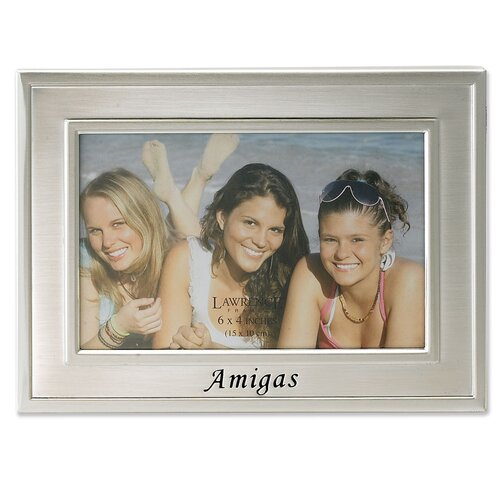 Lawrence Frames Spanish Sentiments Amigas Picture Frame