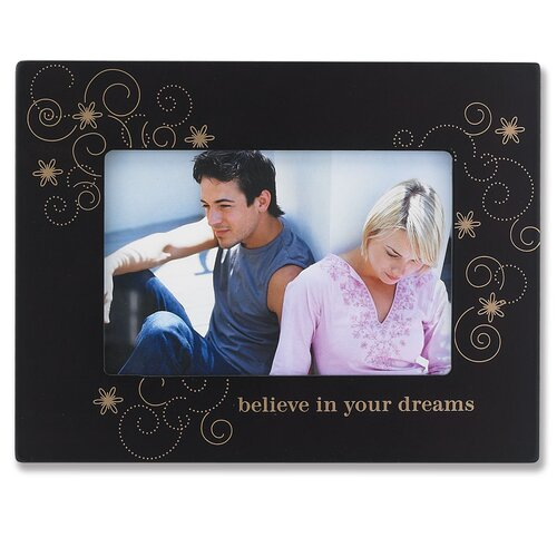 Believe in Your Dreams Picture Frame