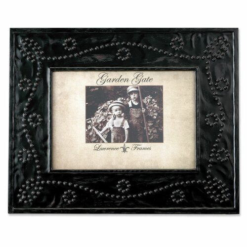 Lawrence Frames Garden Gate Rustica Bead Ball Picture Frame