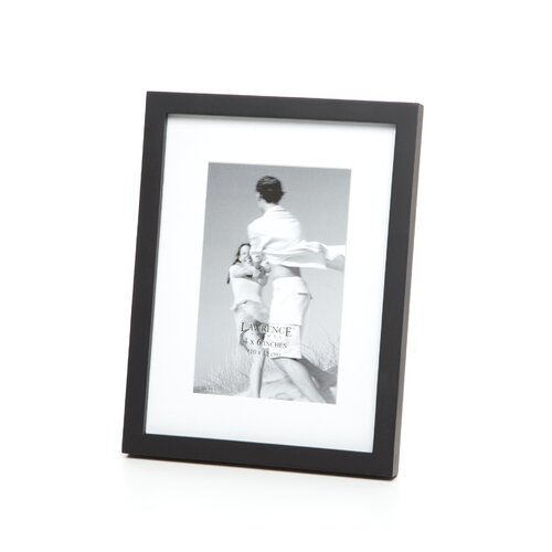 Lawrence Frames Hanging / Table Top Wood Backing Picture Frame