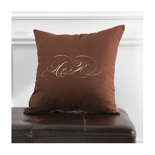 Checkerboard, Ltd Personalized Harmony Polyester Throw Pillow
