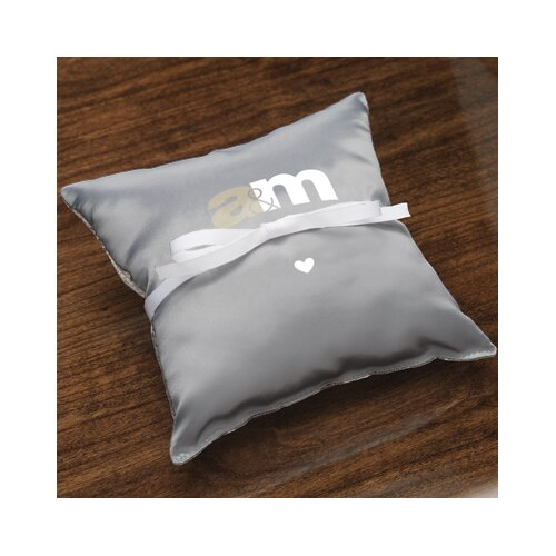 Personalized Unity Ring Pillow