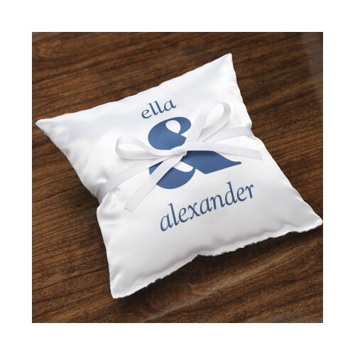 Personalized Synergy Ring Pillow